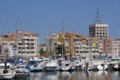 Cap d'Agde. (© E_Hupin - Tourisme Hérault)