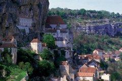 Vue de Rocamadour (© PHOVOIR)