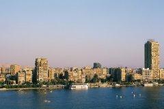 Le Caire, une ville moderne. (© Author's Image)