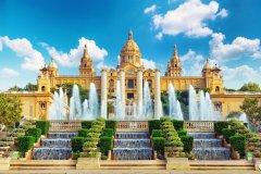 Le musée national d'art de Catalogne. (© Brian Kinney / Shutterstock.com)