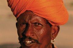 Portrait d'un homme originaire de Jaïpur. (© Author's Image)
