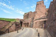 Intérieur de la forteresse de Belfort. (© milosk50 - Fotolia)