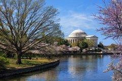 Jefferson Memorial. (© Paul Lemke - Fotolia)