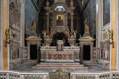 Altare maggiore, Complesso Monumentale di Santa Maria La Nova. (© Oltre il Chiostro onlus)