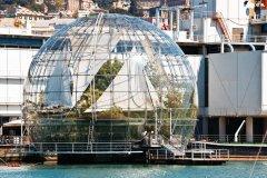 Biosphère de Renzo Piano (© Davide_69 - Fotolia)