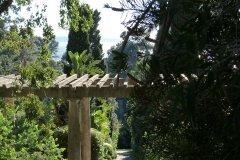 La pergola, Domaine du Rayol. (© Domaine du Rayol)