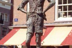 Statue de Het Lieverdje. (© Author's Image)