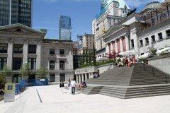 Vancouver Art Gallery. (© Stéphan SZEREMETA)
