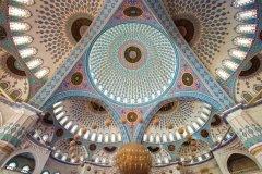 Dôme de la mosquée Kocatepe. (© Guvendemir - iStockphoto)