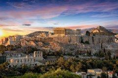 Vue sur l'Acropole. (© Sven Hansche - Shutterstock.com)