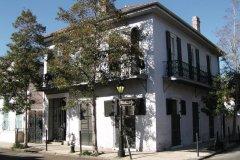 Maison de La Nouvelle-Orléans. (© Stéphan SZEREMETA)