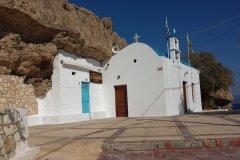 L'église Agia Paraskevi à Hersonissos. (© Alex VUCKOVIC)