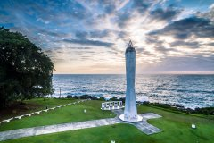 Coastwatcher's memorial Beacon. (© Milen Stiliyanov - Shutterstock.com)