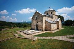 Monastère de Gradac. (© miljko - iStockphoto.com)