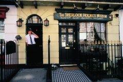 Sherlock Holmes Museum à Baker Street, quartier de Marylebone. (© Philippe GUERSAN - Author's Image)