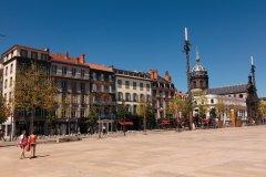 La place de Jaude (© Julien Hardy - Author's Image)