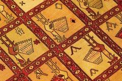 Boutique de tapis Turc, Kilim (boutique Bosphorus). (© Sébastien Cailleux)