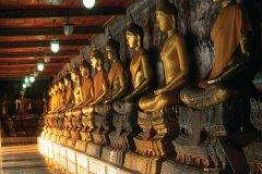Wat Suthat abritant le Bouddha