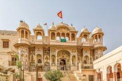 Temple hindou à Mandawa. (© Waupee - iStockphoto)