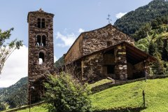 L'église Sant Joan de Caselles. (© Andorra Turisme)