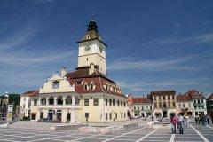 Piata Sfatului et la maison du Conseil. (© Stéphan SZEREMETA)