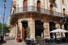 Grand Café, rue Maarad (© Philippe GUERSAN - Author's Image)