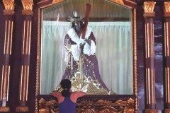 Le Cristo Negro de Portobelo. (© Nicolas LHULLIER)