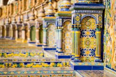 Céramiques de la plaza de España. (© el lobo - Shutterstock.com)