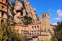 Monestir de Montserrat. (© Karol Kozlowski - Shutterstock.com)