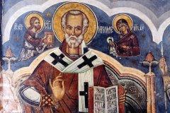 Fresque dans une église orthodoxe. (© Alamer - Iconotec)