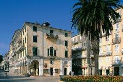 Corfou, la vieille ville. (© Alamer - Iconotec)