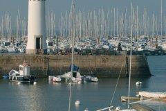 Le phare de Port-Haliguen, à Quiberon (© RICHARD VILLALON - FOTOLIA)