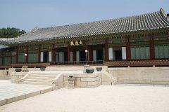 Palais Changdeokgung. (© Barthélémy COURMONT)