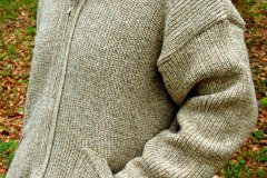 Des articles en laine des Pyrénées, gages de qualité contre le froid. (© ESPRIT DES PYRÉNÉES)