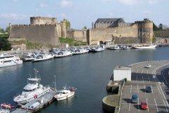 Port de Brest. (© Stéphan SZEREMETA)