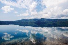 La Laguna de Apoyo serait née de l'explosion d'un cratère il y a environ 21 000 ans. (© Martin Ruel)