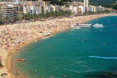 Lloret de Mar sur la Costa Brava. (© Author's Image)