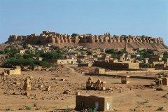 Le fort de Jaisalmer. (© Author's Image)