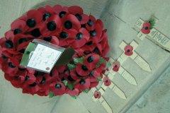 Hommage aux soldats britanniques (© Stéphan SZEREMETA)