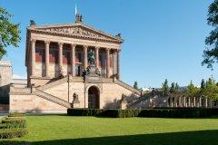 Alte Nationalgalerie, Berlin. (© mkrberlin - Fotolia)