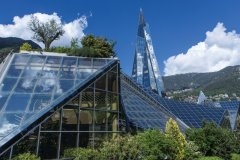 Centre thermale de Caldea. (© Andorra Turisme)