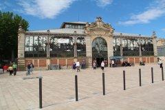 Halles de Narbonne. (© Yan EVEN)