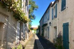 ruelles de Noirmoutier-en-l'île. (© Linda CASTAGNIE)