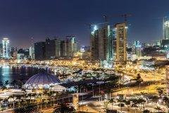 Baie de Luanda. (© AdemarRangel)