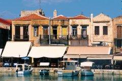 Port de Rethymnon. (© Author's Image)