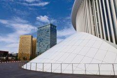 La Philharmonie situé au Kirchberg. (© Philippe GUERSAN - Author's Image)