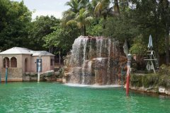Cascade de Venetian Pool à Coral Gables. (© Greater Miami Convention & Visitors Bureau www.gmcvb.com)
