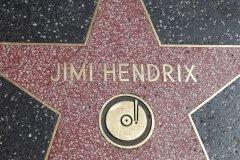 Le Walk of Fame sur Hollywood Boulevard. (© David GUERSAN - Author's Image)
