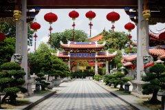 Monastère Lian Shan Shuang Lin. (© PirahaPhotos - Shutterstock.com)