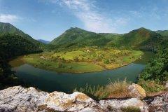 Méandres de la Morava. (© Darko Veselinovic - Fotolia)